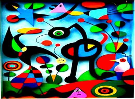 Spanish Painting Artist